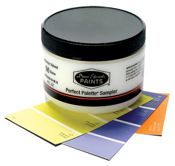 Dunn-Edwards paint sampler