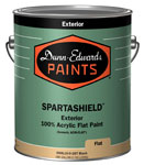 Dunn-Edwards Spartashield exterior paint