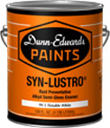 Dunn-Edwards SYN-LUSTRO INTERIOR/EXTERIOR paint