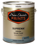 Dunn-Edwards Suprema Velvet interior paint