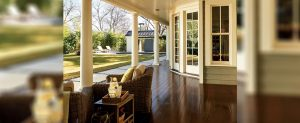 Flood-exterior-stain-porch