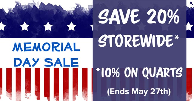 RRN MAY 22 Memorial Day Sale