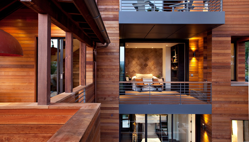 hillside-house-mill-valley-Outside-View