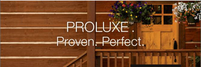 PPG ProLuxe wood stains