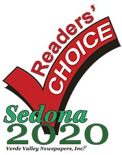 Sedona Paint Readers Choice 2020