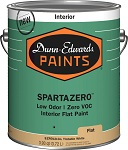 Dunn-Edwards Spartazero Zero VOC paint
