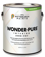 PPG Wonder Pure paint